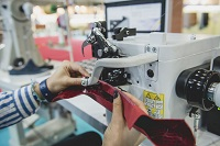 maquinaria e coser para el calzado o el bolso