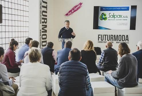 Conferencia en FUTURMODA ofrecida por Salpax