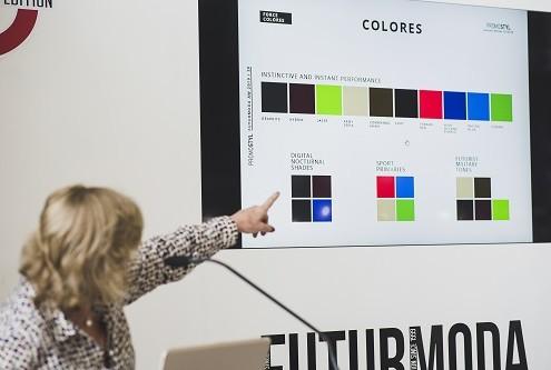 Seminarios en FUTURMODA sobre Tendencias de moda