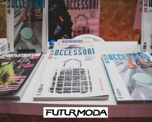 stand de prensa en FUTURMODA