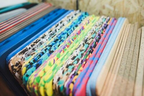 planchas de eva para suelas de calzado en Futurmoda