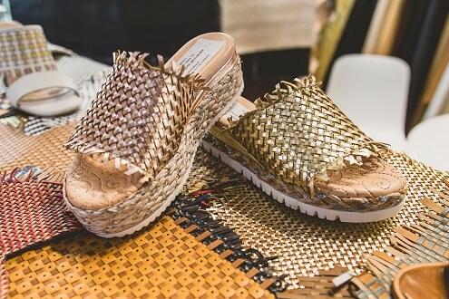 Trenzado para el calzado