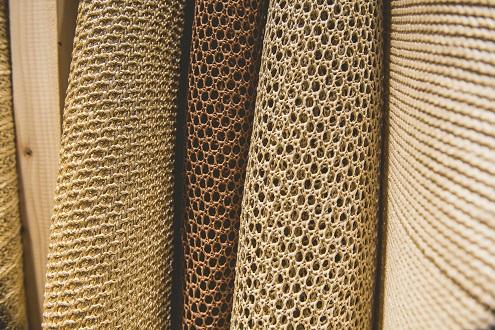tejidos y sintéticos para el calzado y la marroquineria